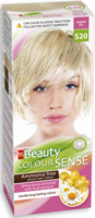 Vopsea p/u păr, SOLVEX MM Beauty Sense, 125 ml., S20 - Blond perlat