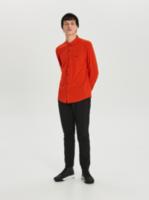 Рубашка CROPP Оранжевый