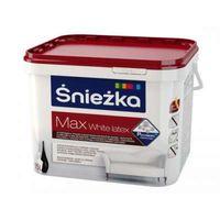 Краска воднодисперсионная Sniezka Max White Latex, 5л