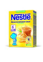 Nestle каша мультизлаковая безмолочная, 6+мес. 200г