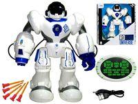 Супер-робот Р/У Police 43X39X15cm