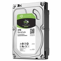 "3.5"" HDD  3.0TB-SATA- 64MB Seagate "" Barracuda"