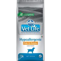 Vet Life Dog Hypoallergenic Fish & Potato 2kg