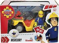 Simba Квадроцикл с аксессуарами Пожарный Сэм