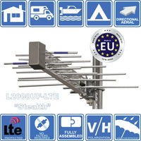 """Stealth"" -L2008UF/LTE - 4g/LTE ready mini Directional Logperiodic HDTV aerial АНТЕННА ТВ"