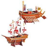 3D PUZZLE The Era of Navigation