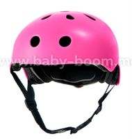 KinderKraft Велосипедный шлем Safety  розовый