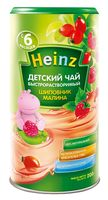 Heinz чай шиповник с малиной, с 6 мес. 200г