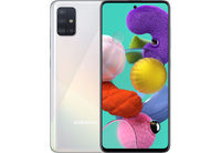 Samsung Galaxy A51 A515F/DS 6/128Gb, White