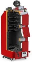 Твердотопливный котел Defro Optima Komfort Plus A 30 kW