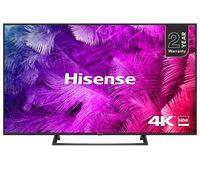 TV  LED  Hisense H43B7300, Black
