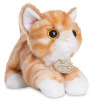 Aurora Miyoni Orange Tabby Cat 20cm (60467)