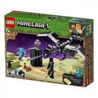 """LEGO  Figurile mari """"Ultima luptă"""" Minecraft арт. 21151"""