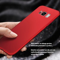 Husa Case TPU Galaxy J7(2015), Red