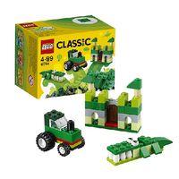 Lego Classic Конструктор Зеленый набор для творчества