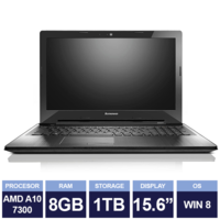 Ноутбук Lenovo Z50-75 Black
