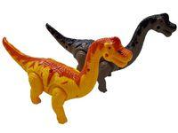 купить Динозавр бронтозавр шагающий музыкальный 24cm в Кишинёве