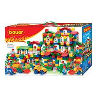 BAUER Constructor clasic 578 parts, разноцветный