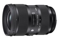 Zoom Lens Sigma AF  24-35mm f/2 DG HSM ART F/Nik