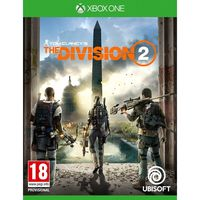 Gamedisc Tom Clancy The Division 2 for XBox