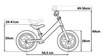 Bicicleta fără pedale Seven Star Wars (9905)