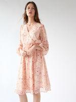 Платье MOHITO Цветной принт zd205