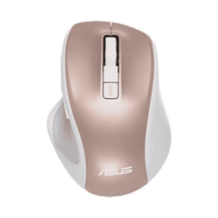 Wireless Mouse Asus MW202, Rose Grey