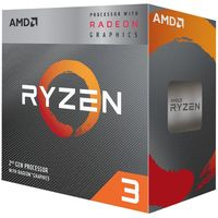 AMD Ryzen 3 3200G, AM4 3.6-4.0GHz Box
