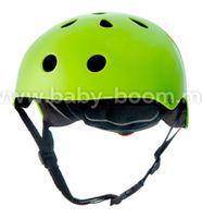 KinderKraft Велосипедный шлем Safety  зеленый