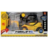 """1:14 Инерционная Машина с  радиоуправлением """"Forklift Truck""""  (4 кнопки - свет / звук)"""