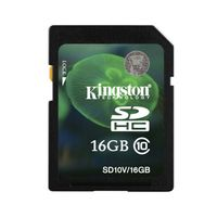 Kingston 16GB, SDHC Class10 600x
