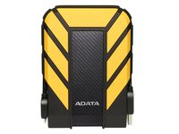 """1.0TB (USB3.1) 2.5"""" ADATA HD710 Pro Water/Dustproof External Hard Drive, Yellow (AHD710P-1TU31-CYL)"""