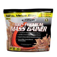 100% MASS GAINER 5,5KG.