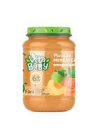 Пюре Baby Vita яблоко, абрикосы, 180г