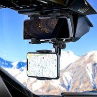 Автодержатель Hoco CA70 Pilot in-car rearview mirror mount holder