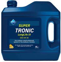 Моторное масло Aral SuperTronic LongLife III 5W-30 4L