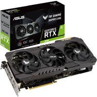 VGA ASUS RTX3090 24GB GDDR6X TUF Gaming OC  (TUF-RTX3090-O24G-GAMING)