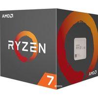 AMD Ryzen 7 1700, AM4 3.0-3.7GHz Box
