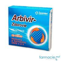 Arbivir-Zdorovie caps. 100 mg N10