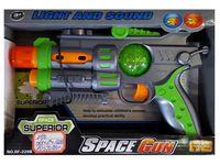 купить Пистолет со свето-звуковым эффектом 301А/229В в Кишинёве