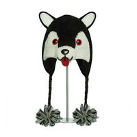 Шапка взрослая Knitwits Harley The Husky Pilot Hat, А1102