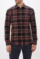 Рубашка Tom Tailor Черный в клетку tom tailor 1014580
