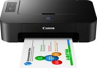 PRINTER CANON PIXMA E204 BLACK