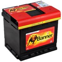 Аккумулятор BANNER 50Ah 420A Power Bull