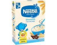 Nestle terci de grâu cu lapte Stracciatella 12+ luni, 250g