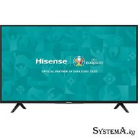 TV  LED  Hisense 32B6700HA, Black