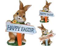 Сувенир пасхальный кролик