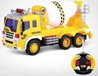 Jucărie teleghidată Wenyi 1:16 Model Truck (WY1002D)