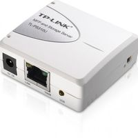TP-LINK TL-PS310U, Print Server For MFP 1-Port 10/100Mbps