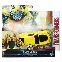 Hasbro Transformers MV5 1 Step Turbo Changers (C0884)